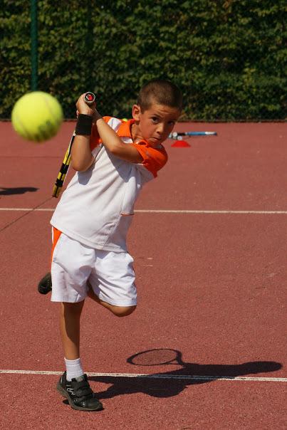 Court de tennis 7 - 9 ans