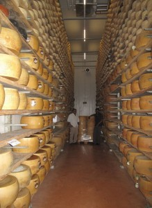 Cave à fromages
