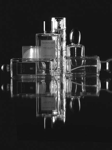 Flacons parfums aphrodisiaques
