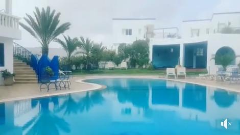 Vidéo de la piscine